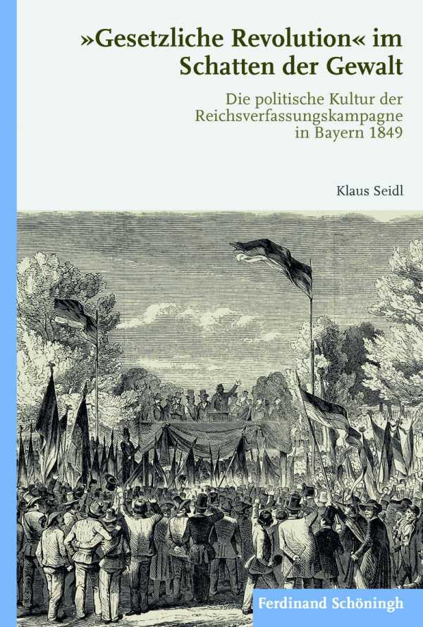 """Cover """"Gesetzliche Revolution"""""""